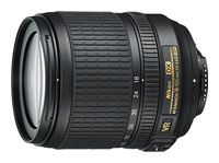 Nikon 18-105mm f/3.5-5.6 G IF-ED DX VR Nikkor