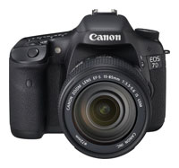 Canon EOS 7D Kit Ef-s 18-200 is