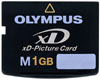 xD-Picture Card M-XD Olympus 1Gb